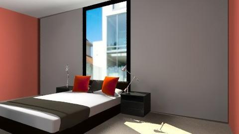 Bedroom - Modern - Bedroom - by matthew thompson