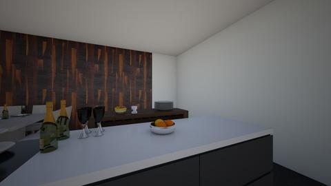 casa - Kitchen  - by OSQUITA