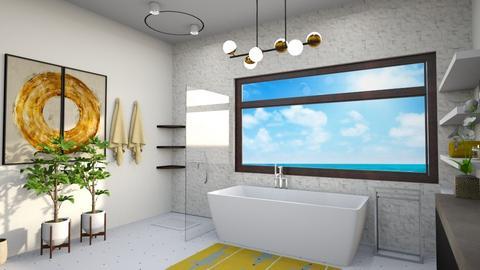 Bath 1 - Modern - by shweta_openremodel