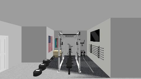 Cooper Gym - RM-6 - by rogue_2f16a85ab8c1a94791086362c9545