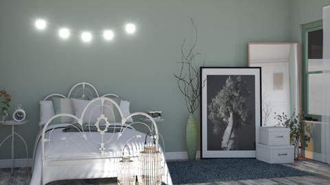Highland Falls - Bedroom  - by KittyKat28