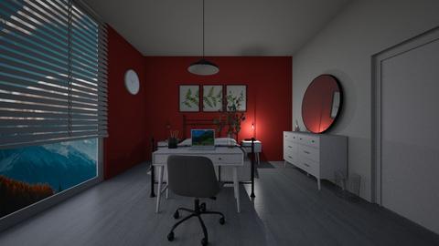 Jane - Bedroom  - by Noa Jones