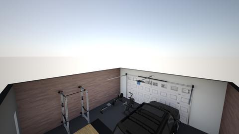 Garage Gym - by rogue_28862c9238fdc33a08241071daef8