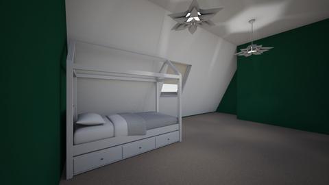 oli - Bedroom  - by Matthew James Woods