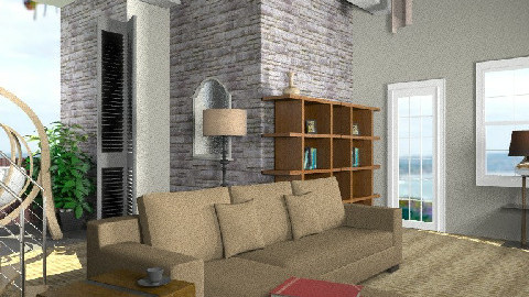 Peace-1 - Country - Living room - by naurah alwani