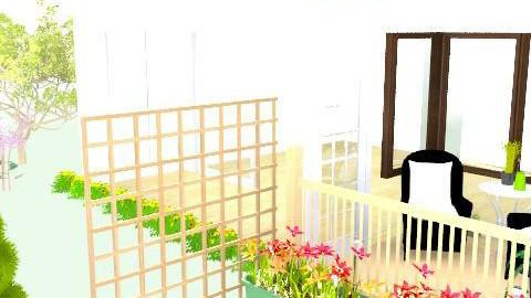 meu jardim - Rustic - Garden  - by jake27