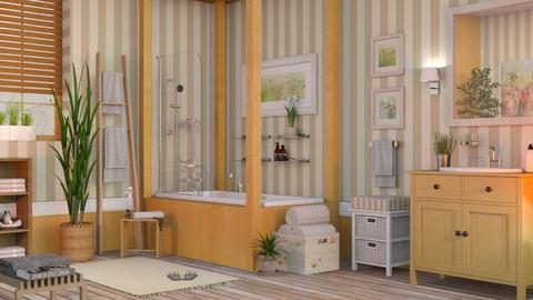 Eclectic Bathroom - Eclectic - Bathroom  - by Sally Simpson