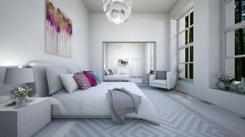 bedroom 1 - by melon_grape