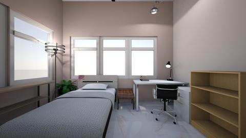 corner3 - Bedroom  - by sunshiyane