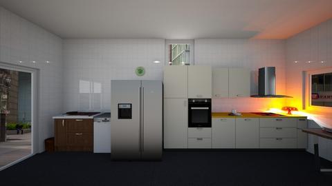 Shane Queensland - Kitchen  - by MPIB
