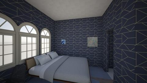 Electric shock  - Modern - Bedroom - by Absol2612