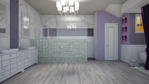Master Bath - Bathroom - by amwerner