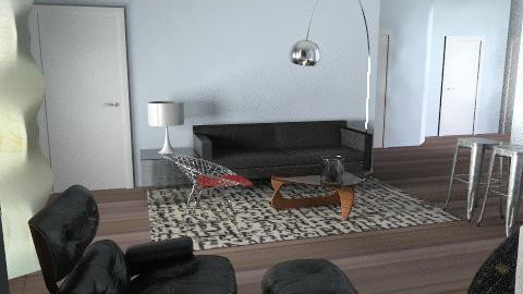 Seth Bader Bedroom 1 - Modern - Bedroom - by Bryan Marquardt
