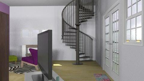 emily - Vintage - Living room  - by emilydjensen