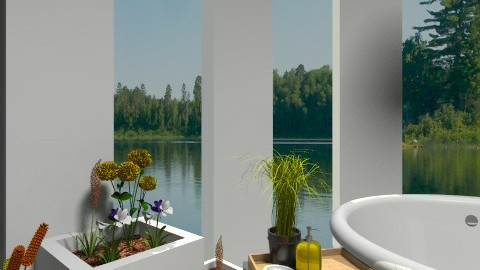 RELAX - Eclectic - Bathroom - by idesine