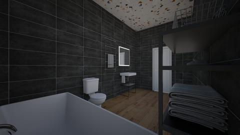 bano - Bathroom  - by guillempi