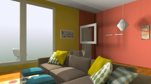 Yellow Room - by Claire6