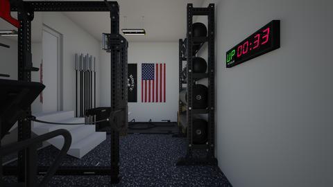 """""""Speakeasy Gym"""" V1 - by rogue_579289b785e104e3e4442f310121e"""