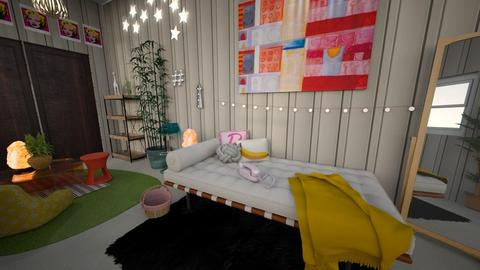 Lilahs Shed - Living room  - by alvo