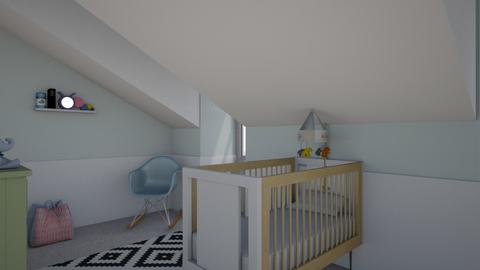 Nursery - Eclectic - by Annathea