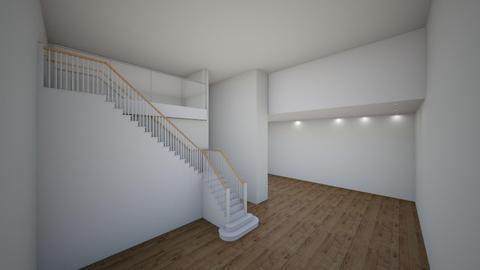 staircase - by Aniiiis