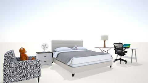 my room  - Bedroom  - by bangi