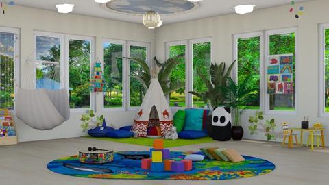 Perfect rug kids room - by NinjaKidd22431