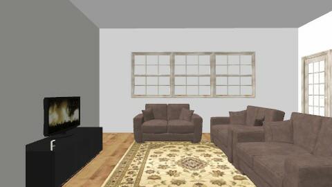 Patricia Nascimento - Vintage - Living room  - by patcampel