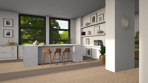 Tribute to Terence Conran - Modern - Kitchen  - by tolo13lolo