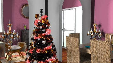 Xmas winter warmer - Eclectic - Living room  - by hunny