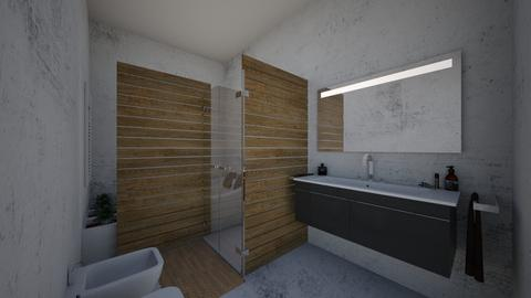 WC Privativo - Modern - Bathroom  - by Marina Cepa
