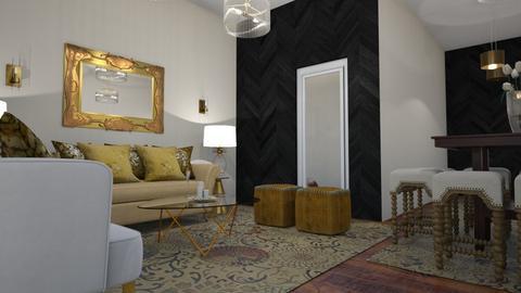 JAI 0 - Classic - Living room  - by decordiva1