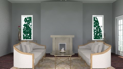 Traditional Beige - Classic - Living room - by shotzydog
