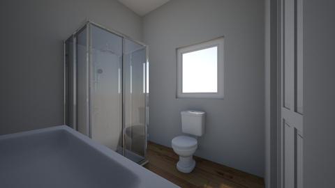 Basement bathroom - Bathroom  - by rayaan_khan11