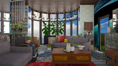 JFGOK Living Room - Living room - by ilikalle