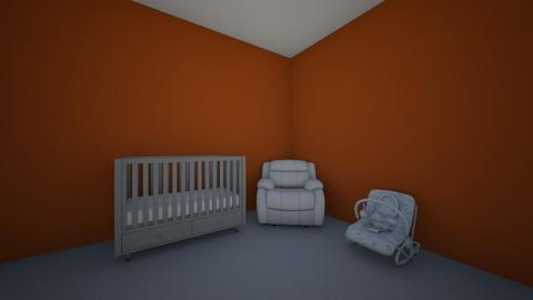 Nursery room  - Kids room  - by LHSHousing