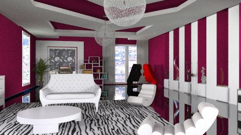 K2 - Glamour - Living room - by health