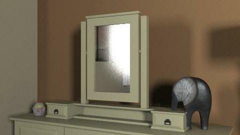 e 3 - Retro - Bedroom  - by tiesto