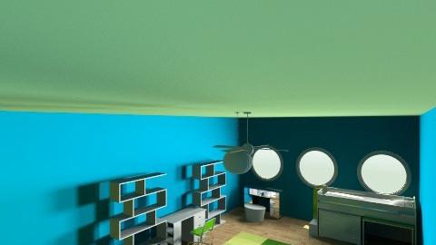 Design 3 0 Real Version - Modern - Kids room  - by CDEAN