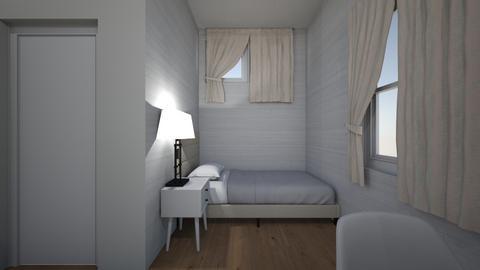hostel1 - Bedroom  - by idontknowme