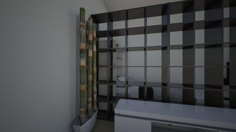 salon chambre - Living room  - by feria