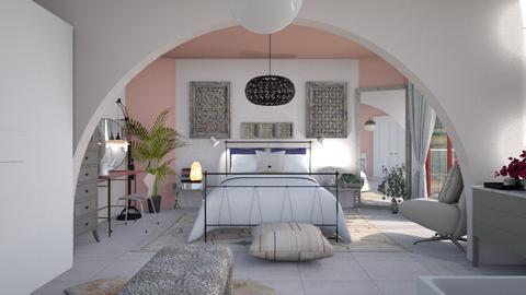Suite dreams - Feminine - Bedroom  - by augustmoon