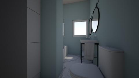 Amber Wheeler bathroom - Bathroom  - by meganhare