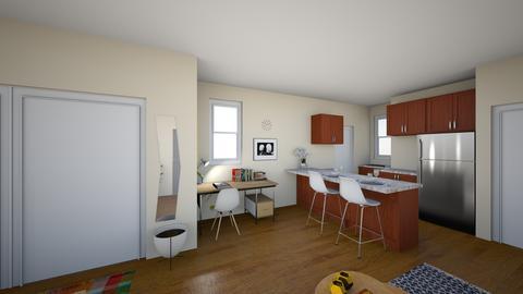 KCeron Mission SF - Living room - by BrianDenton