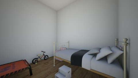 kids room - Modern - Kids room  - by toad3housebuilder
