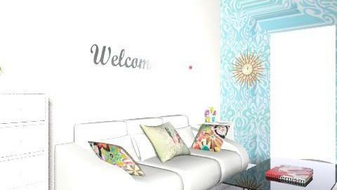 Kalombo - Retro - Living room  - by sergine