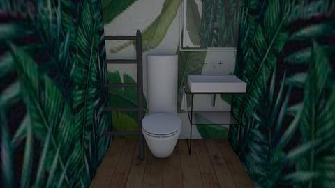 vegan toilet - Bathroom  - by bumbleB33