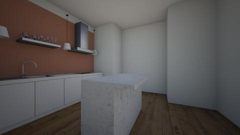 kitchen  - Modern - Kitchen  - by macyn garcia