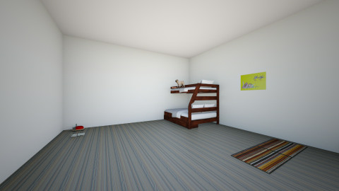 room - Classic - Kids room  - by ahuitt2089