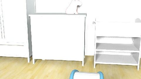 nursery tamar - Glamour - Kids room  - by pagethighschool